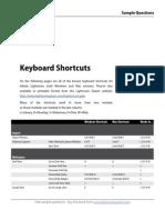 Adobe LR3sample 38 Keyboardshortcuts