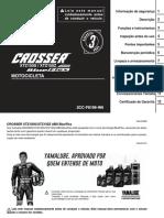 Crosser Xtz 150 2021 Abs