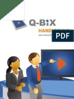 Q-bix - Handleiding WINDOWS versie 1.0, februari 2011