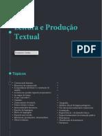 Leitura e Producao Textual