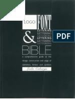 Logo Font & Lettering Bible