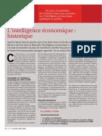 intelligence-economique-historique