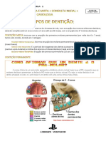 Aula 1 Dentição Decídua e Mista + Cariologia