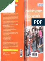 RETZ 2003 Les activités physiques à l'école maternelle..wawacity.ec..