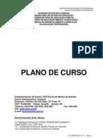 plano de curso  técnico em clarineta