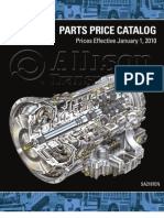 2010_Allison Parts Price List