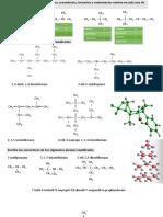 Ejercicios de Quimica Organica resueltos