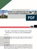 4.SIAF MODULO TESORERIA