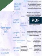 Bases legales de la Educación física en Venezuela