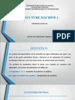 Chapitre1 -Systeme de numérotation-