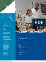 Boletín Informativo CVX Paraguay - Marzo 2011