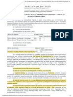 EDITAL Nº 65, DE 6 DE JULHO DE 2021 SELEÇÃO PARA PROFESSOR SUBSTITUTO - CAMPI DA UFC EM FORTALEZA E EM SOBRAL -