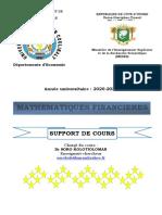 Math-fine Version Etudiant Corr