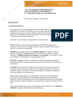 TALLER Nº 1 - INTRODUCIÓN A LA ESTADÍSTICA -YESICA YULIETH VARGAS BASTIDAS ID  609342