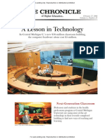 A Lesson in Technology - CMU's Health Professions New Tech Future