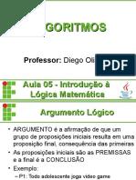 ALG 05 - Logica Matematica4