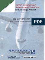 Oxford Aviation Jeppesen-Meteorology