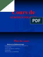 cours de sédimentologie ITA LP GPG-MIN 2020