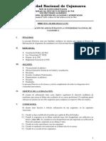 Directiva Nº 02 Subsanaciones 2021