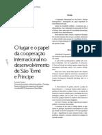Cooperação Internacional em São Tomé e Príncipe