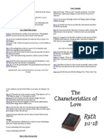 Sermon Notes March 27 2011