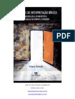 18956522-PRINCIPIOS-DE-INTERPRETACAO-BIBLICA-Vilson-Scholz
