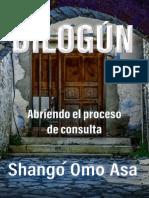 Dilogun_ Abriendo El Proceso - Shango Omoasa