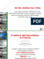 Slide Fotovoltaico a Carpi