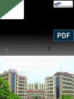 HOSPITAL PHARMACY MANAGEMENT