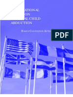 International Forum on Parental Child Abduction Hague Convention Action Agenda