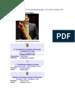 Este artículo trata sobre el actual presidente de Ecuador