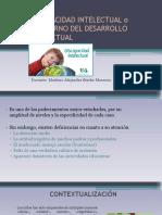 Discapacidad Intelectual_sindrome de Down