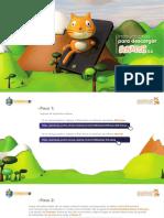 Manual de instrucciones Descargar e Instalar Scratch 3.0