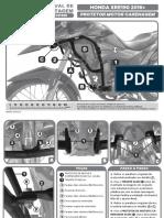 Manual_de_Montagem_SCAM_-_HONDA_XRE190_2018_PROTETOR_MOTOR_CARENAGEM_SPTOP398