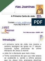 2ª Aula das Cartas Joaninas 1- 15032011