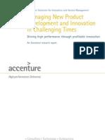 Accenture on NPD