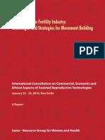 Final Consultation Report