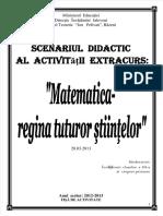 dokumen.tips_0-1-scenariul-didactic-concurs-matem-matematica-regina-tuturor-stiintelor