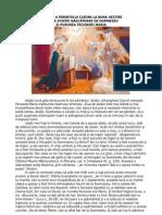 Predica Parintelui Cleopa La Bunavestirea Maicii Domnului
