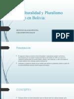 La interculturalidad en Bolivia