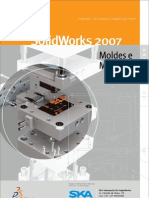 Solid Works 2007 - Moldes e Matrizes