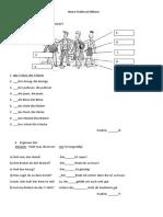 Test zu Lektion 12,13 copy