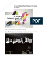 Dossier Origami