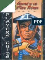 2nd Edition L5R RPG
