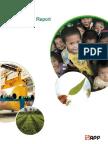 APP China 2009 Sustainability Report
