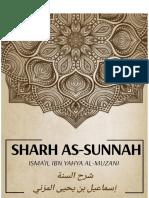 sharh-as-sunnah-al-muzani