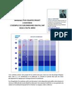 Le Scrum SAP à l'Ère Du Management à Distance