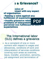 What is a Grievance[1]