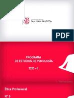 etica- sesión 09- COMPETENCIA PROFESIONAL  2020-1FINAL