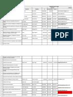 BASE DE DATOS ORGANIZACIONES CALIFICADAS1